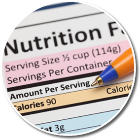Category 2 Nutritional Testing for food and beverage products